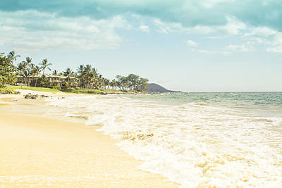 Photograph - Polo Beach by Sharon Mau