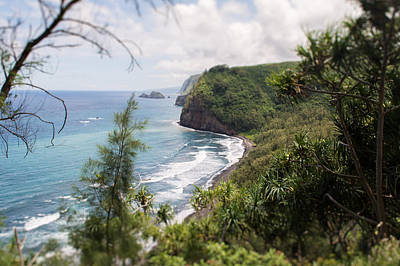 Photograph - Pololu Valley by Nastasia Cook