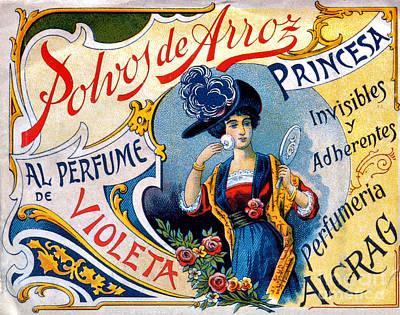 Polvos De Arroz, 1890 Art Print by Science Source