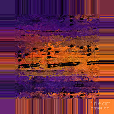 Digital Art - Polychromatic Postlude 14 by Lon Chaffin