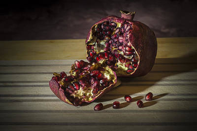 Photograph - Pomegranate II by Wayne Meyer
