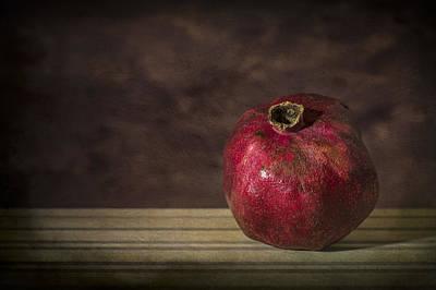 Photograph - Pomegranate by Wayne Meyer