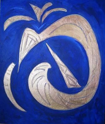 Pomme D'or Art Print by Rashne Baetz