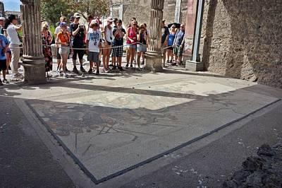 Photograph - Pompei-77 by Rezzan Erguvan-Onal