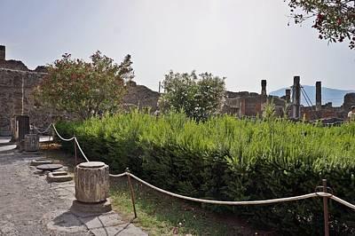 Photograph - Pompei-81 by Rezzan Erguvan-Onal