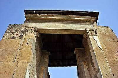 Photograph - Pompei-88 by Rezzan Erguvan-Onal