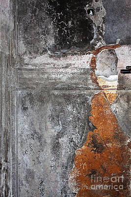Photograph - Pompei Abstract #10 by Tom Griffithe