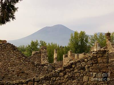 Photograph - Pompeii by Tim Townsend