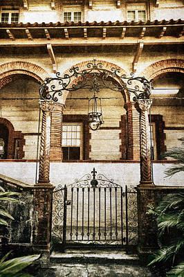Photograph - Ponce De Leon Gateway by Renee Sullivan