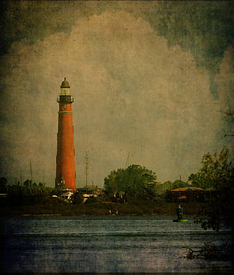 Ponce De Leon Light House Art Print