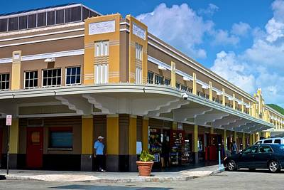 Photograph - Ponce Farmers Market 2 by Ricardo J Ruiz de Porras