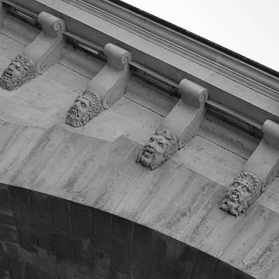 Photograph - Pont De Neuf Bridge by Cheryl Miller