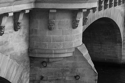 Pont Neuf Art Print by Glenn DiPaola