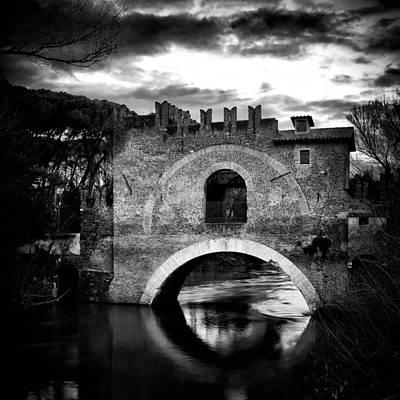 Photograph - Ponte Nomentano by Fabrizio Troiani