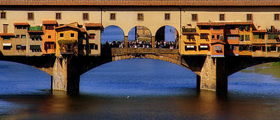 - Ponte Vecchio Up Close by Caroline Stella