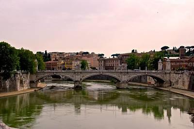 Photograph - Ponte Vittorio Emanuele by Eric Tressler