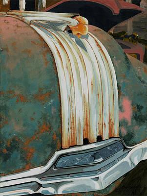 Painting - Pontiac Chief by John Wyckoff
