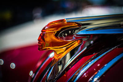 Photograph - Pontiac by Randy Scherkenbach