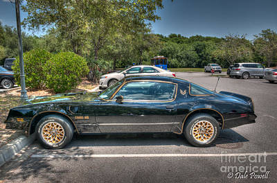 Photograph - Pontiac Trans Am by Dale Powell