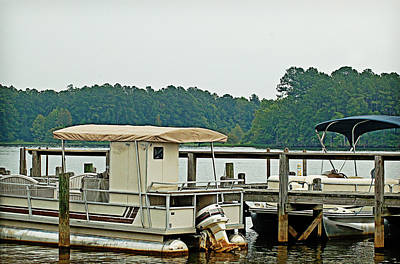 Photograph - Pontoons by Linda Brown