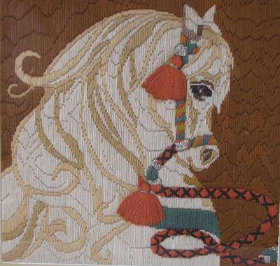 Pony Original by HollyWood Creation By linda zanini