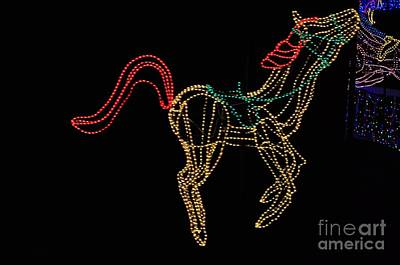 Pony Art Print by Mandy Judson