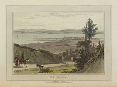 Poole Art Print by British Library