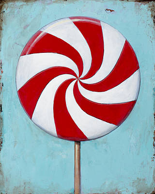 Lollipop Painting - Pop Art #2 by David Palmer