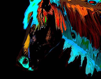 Abstract Digital Art Mixed Media - Pop Art by Gerlinde Keating - Galleria GK Keating Associates Inc