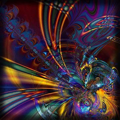 Digital Art - Pop by Kiki Art