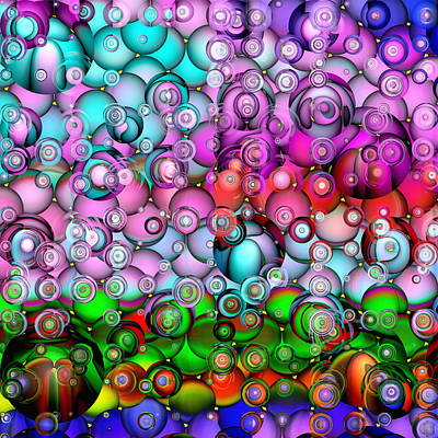 Digital Art - Pop by Wendy J St Christopher