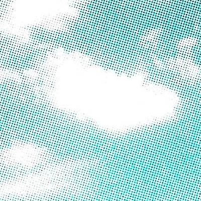 Pop Art Wall Art - Photograph - #popart #sky ! #picoftheday by Andrea Tomasin
