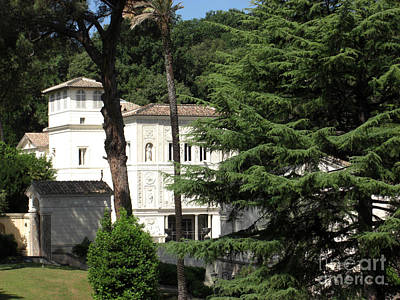 Photograph - Pope's Private Residence by Deborah Smolinske