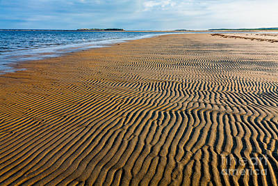 Photograph - Popham Beach by Susan Cole Kelly