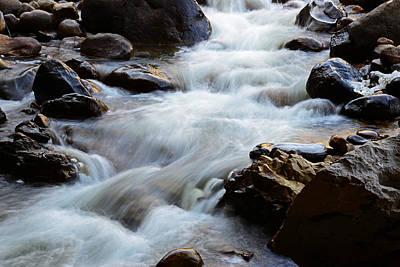 Photograph - Popo Agie Flow by Eric Nielsen