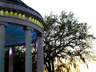 Popp Photograph - Popp's Bandstand by NOLA Daily Photo