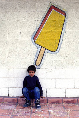 Photograph - Popsicle by Mark Goebel