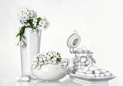 Vase Photograph - Porcelain by Aida Ianeva