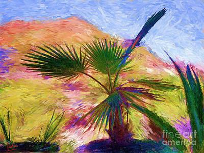 Cabo Digital Art - Porche De Palma by Gerhardt Isringhaus