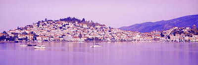 Poros, Greece Art Print by Panoramic Images