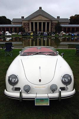 Photograph - Porsche 356 Speedster by John Schneider