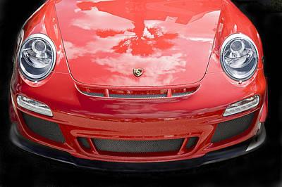 Gt3 Rs Photograph - Porsche 911 Gt3 Rs 4.0 by Rich Franco