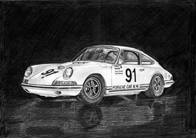 Porsche 911s Sport Kit II 1967 Original by Gabor Vida