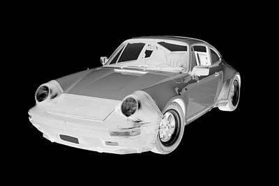 Photograph - Porsche Carrera Sports Car Art by Keith Webber Jr