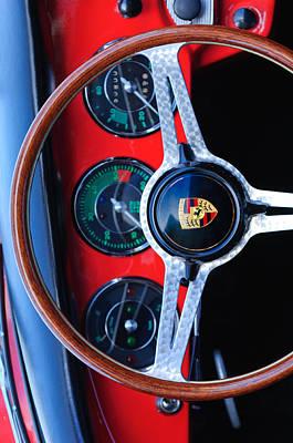 Porsche Custom Iphone Case 2 Art Print by Jill Reger