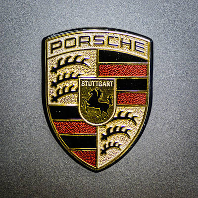 Photograph - Porsche by Randy Scherkenbach