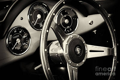 Porsche Speedster Art Print by Tim Gainey