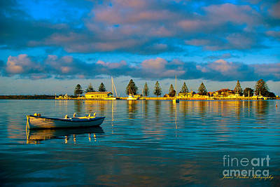 Photograph - Port Albert Bay by James  Dierker