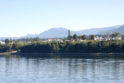 Photograph - Port Angeles Afternoon by Connie Fox