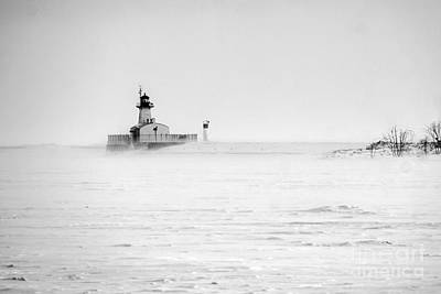 Photograph - Port Colborne Lighthouse by JT Lewis